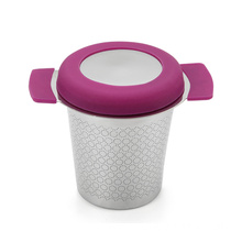 Etching Cup Shape Tea Infuser